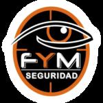 Logotipo FYM Seguridad Alarmas